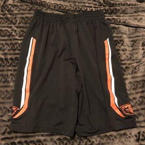 Nike Shorts - Nike Oregon State beavers basketball shorts